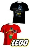 Playeras Lego Batman Y Robin !!! Marvel