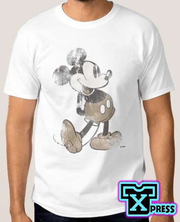 Playera MICKEY DISNEY XPRESS - comprar online