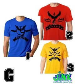 Playeras O Camiseta Pokemon Go Promocion Limitada Tallas1-xl - Jinx