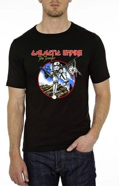 Playeras O Camiseta Iron Maiden - Star Wars Trooper