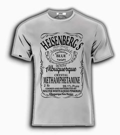 Playeras O Camiseta Heisenberg Breaking Bad  en internet