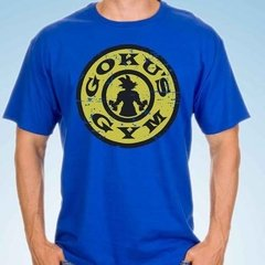 Playeras Gimnasio Goku Gym Golds Gym Dragon Ball God's - comprar en línea