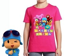Playera Pocoyo Party Personalizada Especial