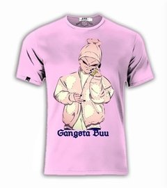 Playerasdragon Ball Z Gt Rap Dope Majin Buu Evolucion Cholo en internet