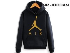Sudadera Jorda Air Gold Edition Dorada Michael