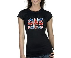 Playera O Camiseta One Direction Logo Clasico - Jinx