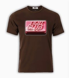 Playeras O Camiseta The Fight Club *club De Pelea* Brad Pitt