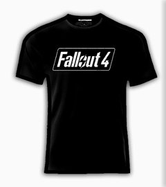 Playeras O Camiseta Fallout 4 Remate Ps3 Ps4