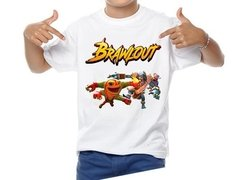 Playeras Brawlout Game Nintendo 5 Diferentes Switch Ps4 en internet