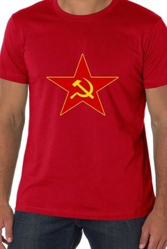 Playeras, Camiseta Bandera Union Sovietica 100% Calidad! en internet