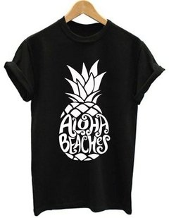 Playera Dama Aloha Beaches Moda  en internet