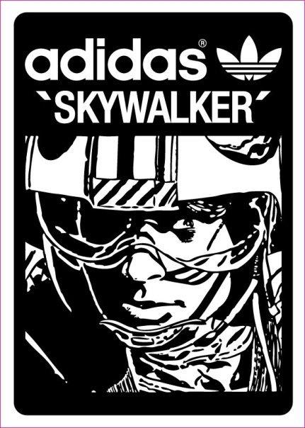 playeras adidas star wars
