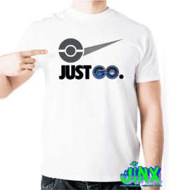 Playera o Camiseta Pokemon Just