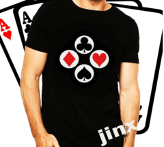 PLAYERAS POKER GAME disp. en sudadera - Jinx