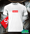 Playera o Camiseta Supreme