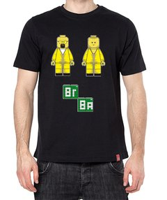 playera camiseta breakig bad legos