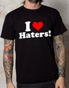i love heaters playera