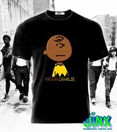 Camiseta Brown Charlie