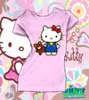 Playera o Camiseta Hello Kitty