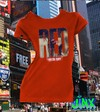 Playera Blisa Red taylor Swift