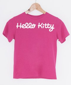 camiseta de hello kitty