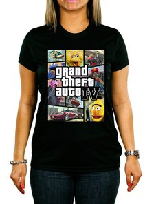 grand thefth auto playera