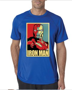 camisetas de iron man
