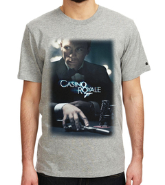 camiseta playera 007