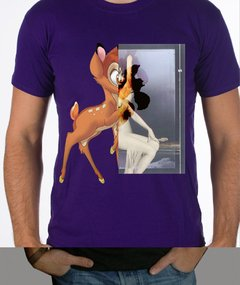 camiseta playera givenchy bambi