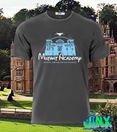 Playera o Camiseta Mutant Academy X-men en internet