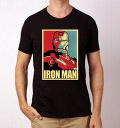 playera o camiseta de iron man