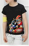 playera camiseta power ranger