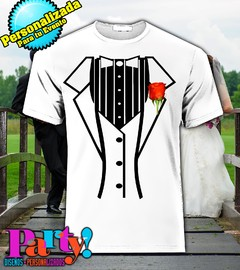 Playera Personalizada Despedida Soltera Wedding  - Jinx