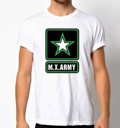 playera camiseta army mexico