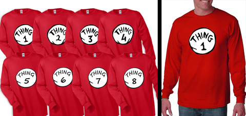 sudaderas thing 1 2