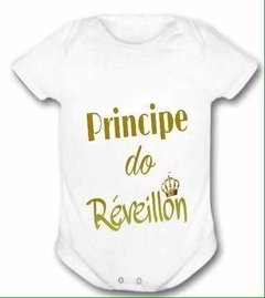Body Personalizado Principe do Natal
