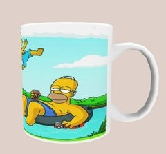 Caneca Os Simpsons na internet