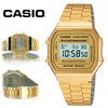 casio dorado casio retro moda old school
