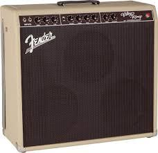 Fender Vibro King 20TH ANNIVERSARY EDITION BLONDE