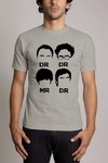 Camiseta The Big Bang Theory Filmes E Séries