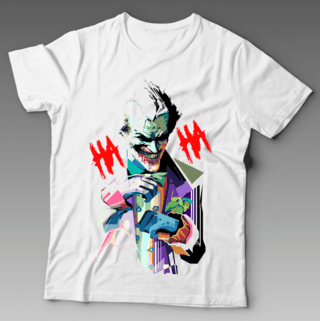 Camiseta Coringa - The Joker's