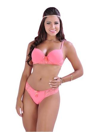 Conjunto Lingerie Bojo Boston