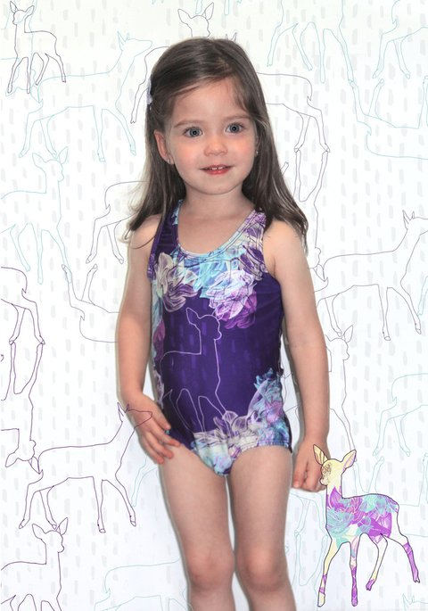 BAMBI RACERBACK ONE PIECE