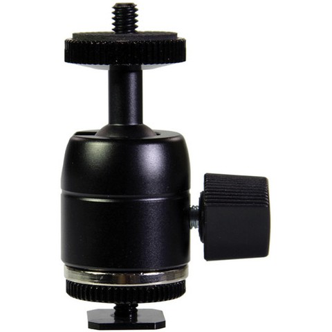 Adaptador ikan Ball Head Ultra-Heavy Duty SM-201