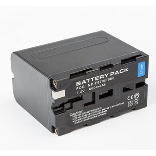Batería Digital Battery Pack Tipo Sony Serie L NP-F960 - comprar online
