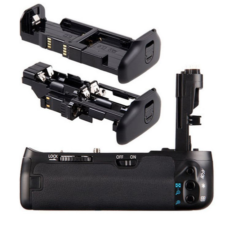 Battery Grip Multi-Power BG-E9 para 60D