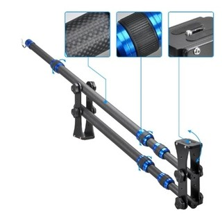 Brazo Grúa Ringlight Carbon Jib Arm YYDR084 en internet