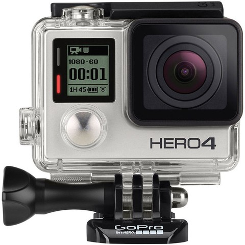 Cámara GoPro HERO4 Silver Adventure