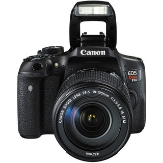 Canon EOS Rebel T6i con Lente 18-135mm en internet