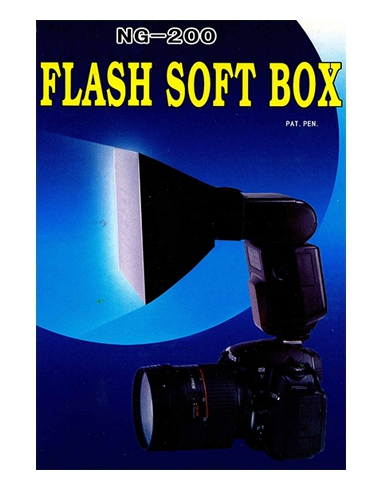 Difusor Flash Soft Box NG-200